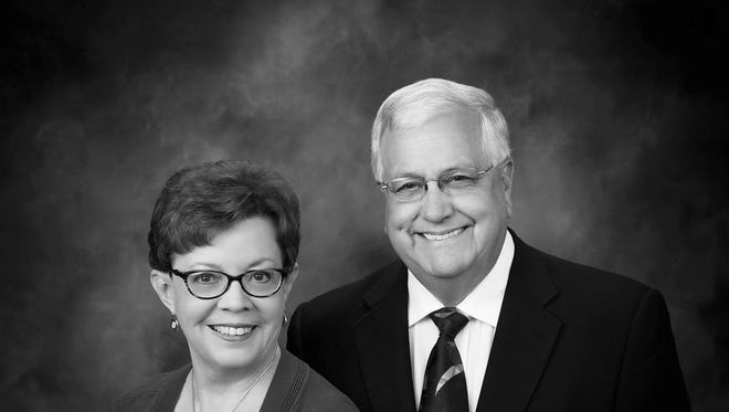Ron and Judy Mehringer