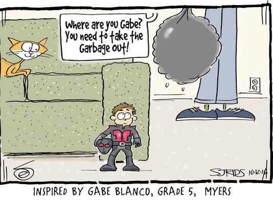Gabe Bianco grade 5 Myers RGB