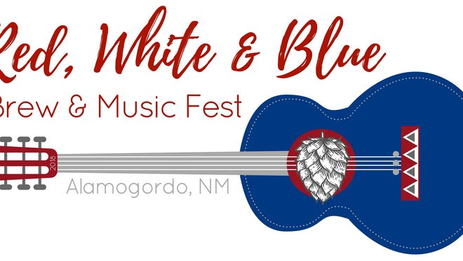 The Red, White & Blue Brew & Music Fest will be held July 4 at Hand Glider Park at Griggs Field, 3000 N. Florida Ave.