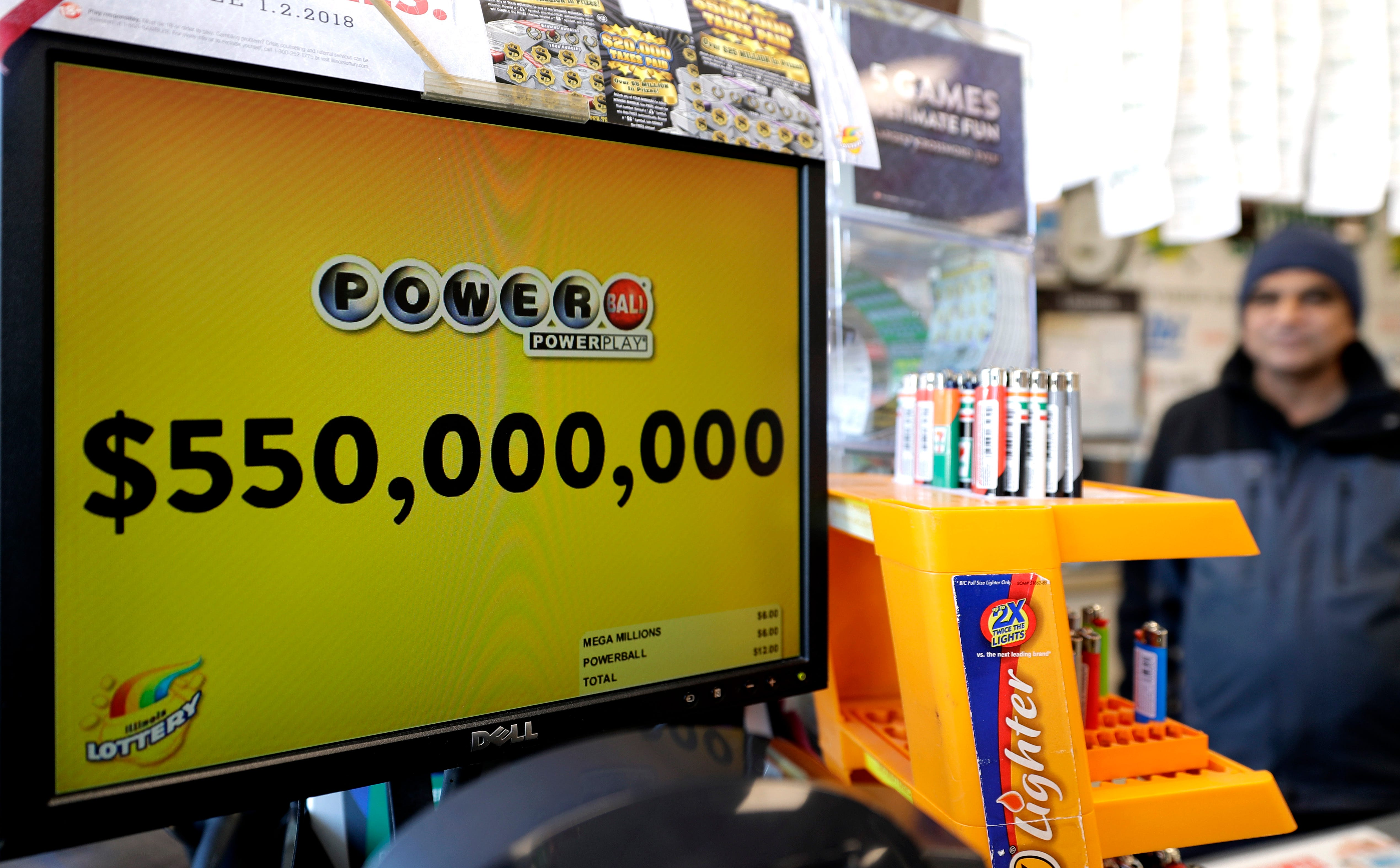 Win small lottery prizes taxes