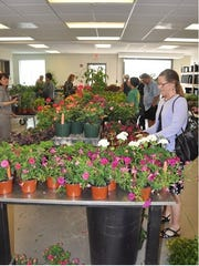 Clemson University's annual plant sale will run from 10 a.m. to 5 p.m. Friday at the Biosystems Research Complex Greenhouses.
