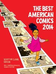 'The Best American Comics 2014'