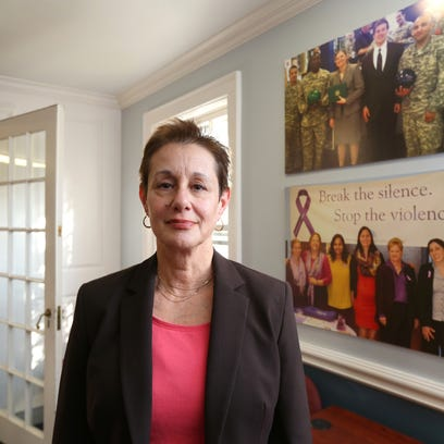 Barbara Finkelstein, CEO of Legal Services of Hudson