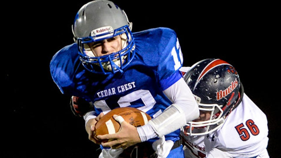 With the PIAA's decision to reclassify, Cedar Crest
