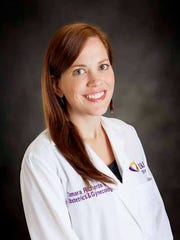 Dr. Tamara Richards said attending all pre-natal appointments