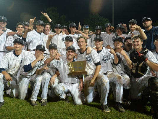 St. Augustine baseball wins 2nd state title