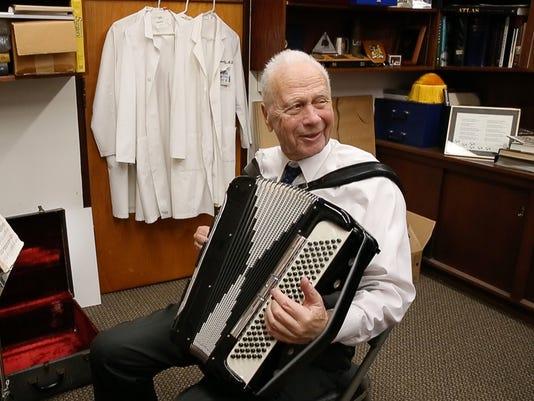 Dr. Seymour Schwartz URMC retired surgeon.jpg