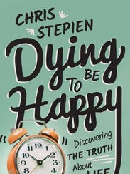 "Dearborn Author Chris Stepien's new book is ""Dying"