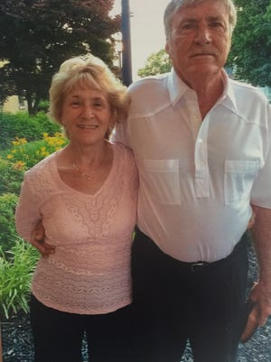 Robert and Marilyn Mossberger
