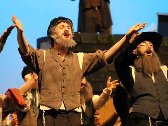 "Last year, Suffern High School was one of three local schools to stage ""Fiddler on the Roof."" This year, Tevye will try to hold on to his traditions at Salesian and Eastchester."