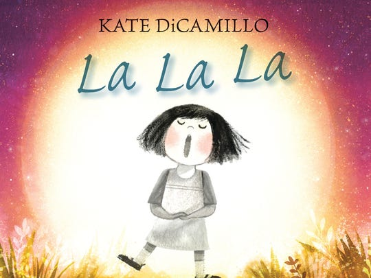 "Two-time Newbery winner Katie DiCamillo conceived the nearly wordless story ""La La La,"" illustrated by Jaime Kim. DiCamillo will appear Oct. 29 at the Wilson Center in Brookfield."