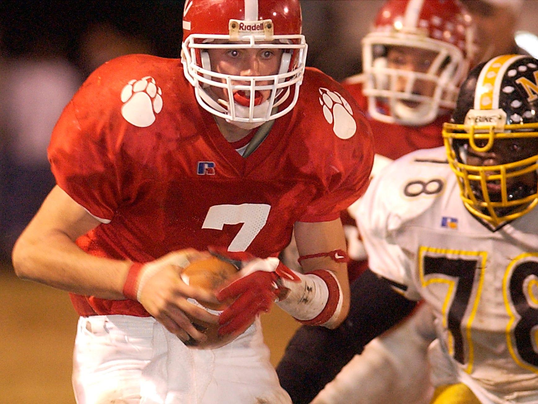 Robert Livingston graduated from Hendersonville in 2005.