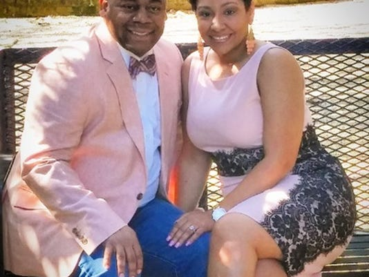 Engagements: Tonette Mouton & Nathaniel Grace Jr