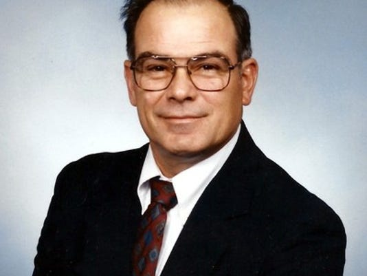Donald Lewis Blue