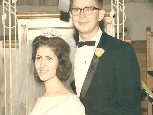 Anniversaries: Robert J. Miller & Linda S Miller