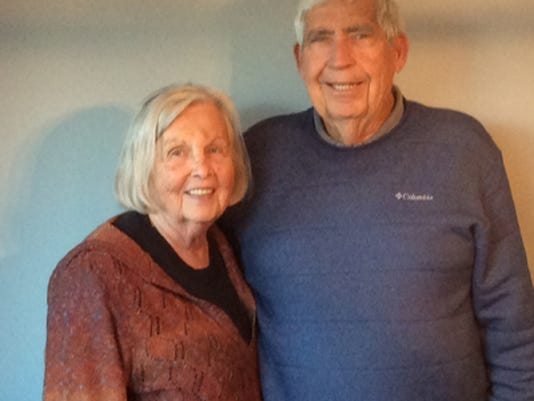 Anniversaries: Jim Wilson & Marge Wilson