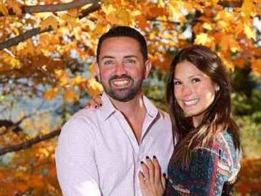 Engagements: Sarah Longo & Marc Chickery