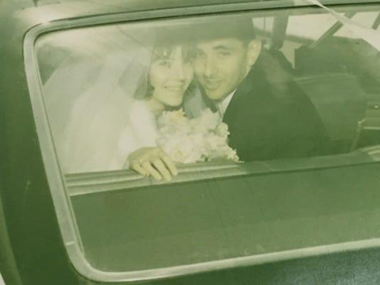 Anniversaries: Jim Reynolds & Cathy Reynolds