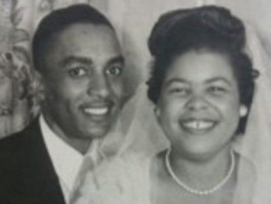 Anniversaries: Samuel and Phyllis Outlaw & Danita Elliott
