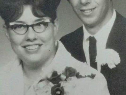 Anniversaries: Wayne Ebright & Roxie Ebright