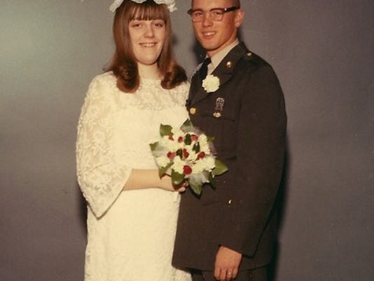 Anniversaries: James Wilson & Kathleen Wilson