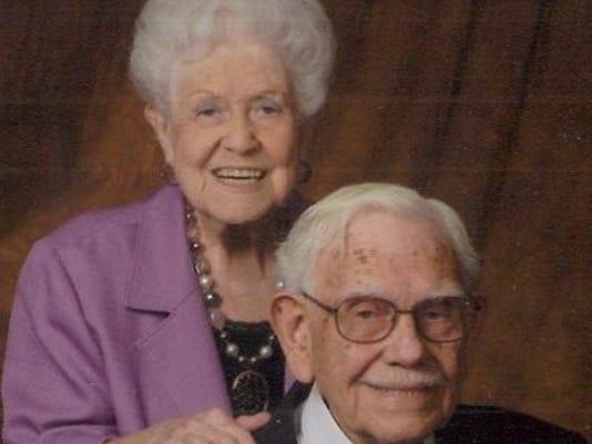 Anniversaries: Ronald Fowler & Fern Fowler