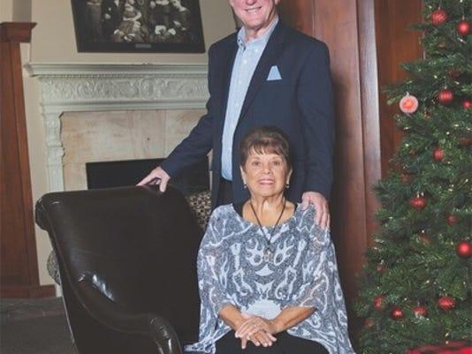 Anniversaries: Clementina Byrd & Bennie Byrd
