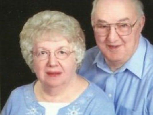 Anniversaries: John Ballinger & Donna Ballinger