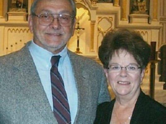 Anniversaries: James Koenigsknecht & Marsha Koenigsknecht