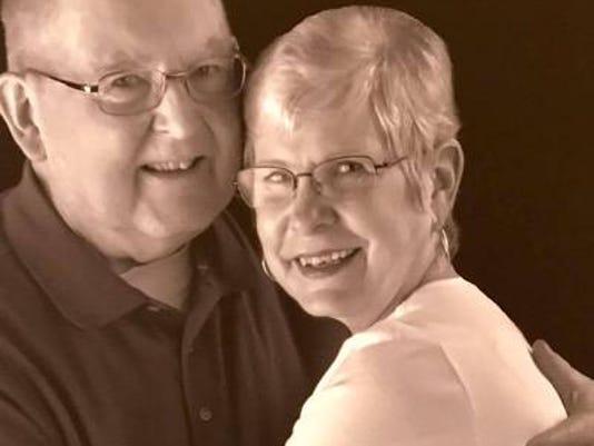 Anniversaries: Pat Jorgensen & Terry Jorgensen