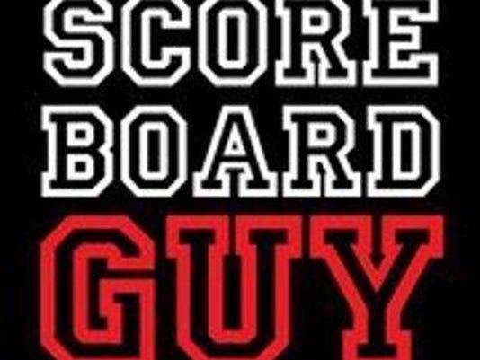 Scoreboard Guy Logo