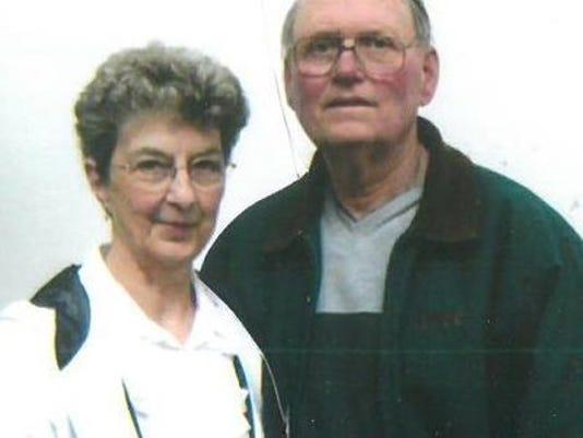 Anniversaries: Jim Vernon & Elsie Vernon