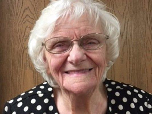 Birthdays: Erma Disbrow