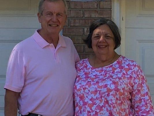 Anniversaries: Bob Davis & Carole Davis