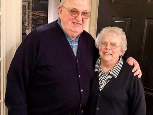 Anniversaries: Leon Matthew Cole & Patricia Lou (Mudd) Cole