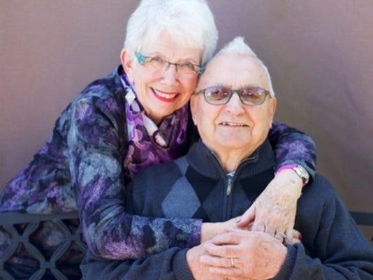 Anniversaries: David Pratt & Barbara Pratt