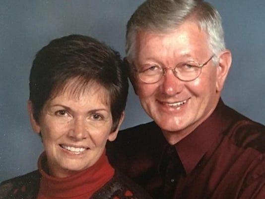 Anniversaries: Keith Loof & Joyce Adams