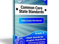 Common Core standards are subject- and grade-specific