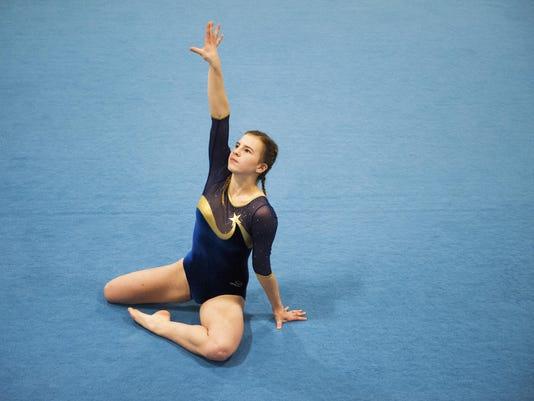 Rebel Invitational Gymnastics Meet 12/ 12/15