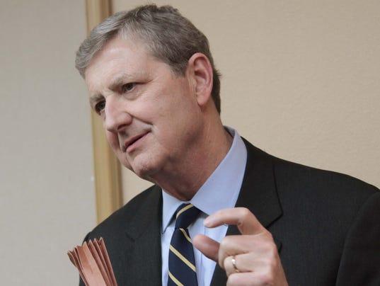 Louisiana Treasurer John Kennedy