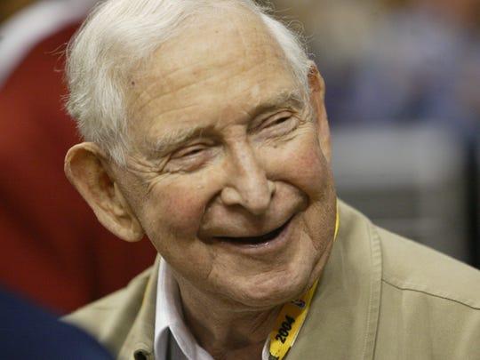 Bill Davidson in a 2006 photo