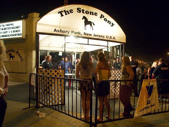 The Stone Pony in Asbury Park hosts a concert and toy