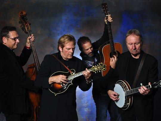 The John Jorgenson Bluegrass Band will perform in concert