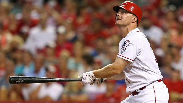 BAR: Why it's time to trade Jay Bruce
