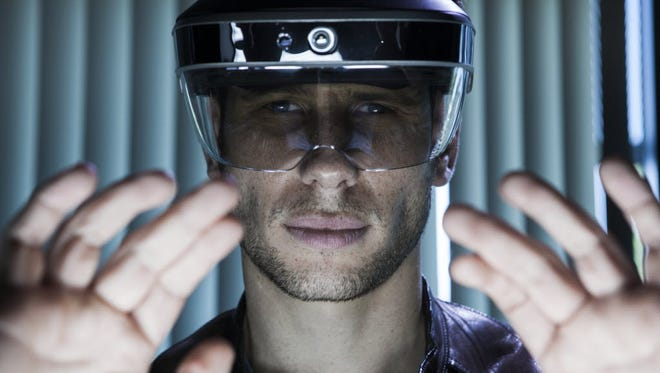 Meron Gribetz, founder of augmented reality company Meta, is releasing the latest version of the Meta headset, called the Meta 2.