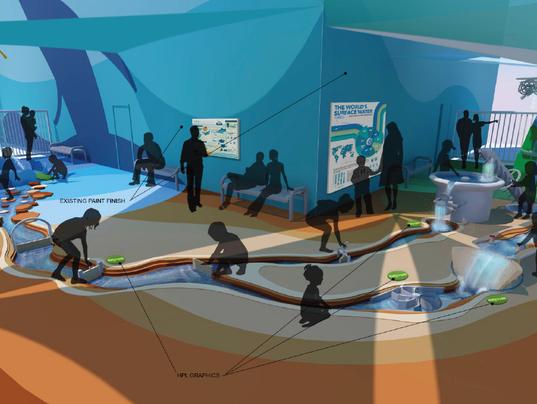 See What 1 Million Exhibit The Sea Life Aquarium At