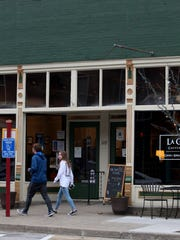 """The La Grange Coffee Roasters in La Grange hosted plenty of stars during filming for the Hallmark movie,  """"The Ultimate Legacy."""""""