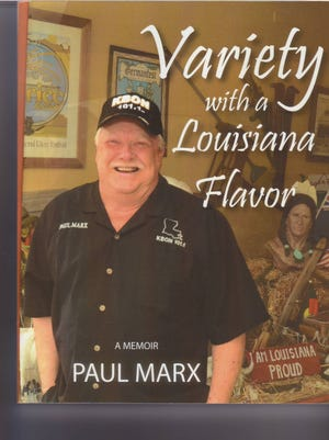 """Paul Marx discusses his personal life, music and more in his memoir, """"Variety with a Louisiana Flavor."""""""
