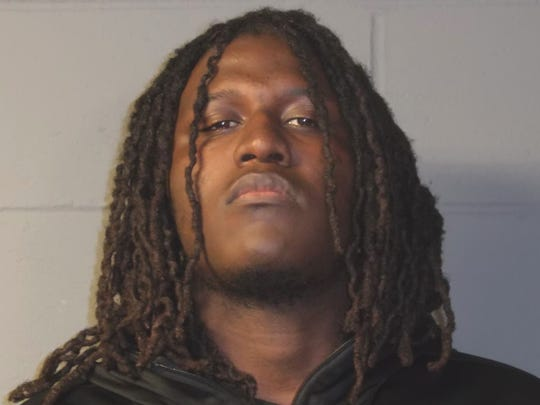 Davaughn Whitfield-Gaines of Beverly faces drug charges after a raid at a city home.