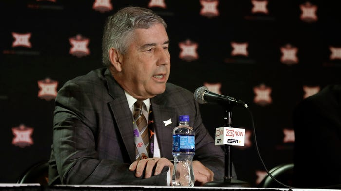 Big 12 revenue distribution down only slightly amid pandemic